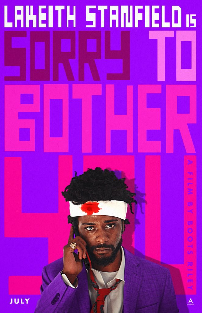 1st Trailer For 'Sorry To Bother You' Movie (@Sorry2BotherYou #SorryToBotherYou)