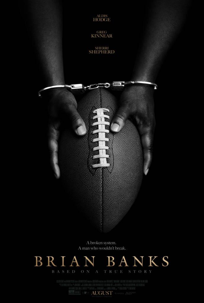 1st Trailer For Brian Banks Biopic Starring Aldis Hodge & Morgan Freeman