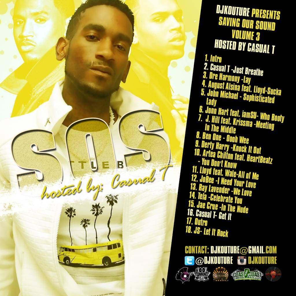 @DJKouture » SOS: Saving Our Sound Vol. 3 (via @IAmBreezySays, @BigSteveGee, & @Casual T) [Mixtape]