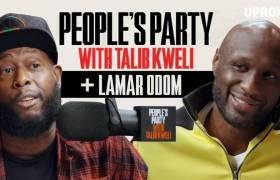 Lamar Odom On 'People's Party With Talib Kweli'