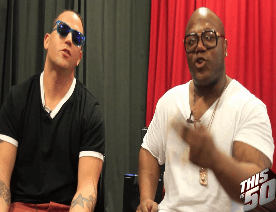 Video: @ThisIs50 (@JackThriller) Interviews Bubba Sparxxx (@TheRealBubbaK) [7.12.2014]
