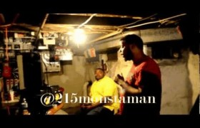 @JerseyMadeDVD Presents @Buck50Ent Recording Session [Feat. @215MonstaMan]