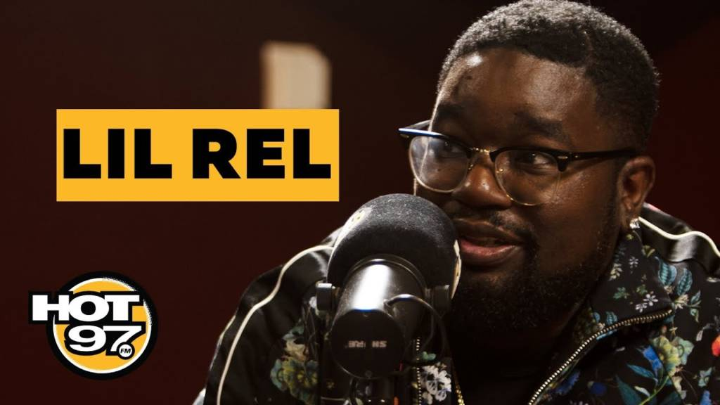 Lil' Rel Talks Original 'Get Out' Ending, 'Rel', & Whoopi Goldberg Being The 'Best That Ever Lived' w/HOT 97 (@LilRel4)