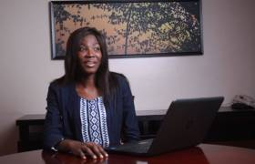 26-Year Old Black Woman, Caroline Esinam Adzogble, Owns Her Own Accredited International College