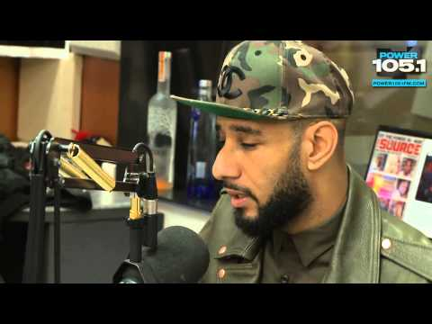 @Power1051 (@BreakfastClubAM) Interview: Swizz Beatz (@TheRealSwizzz)