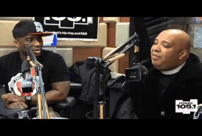 @Power1051 Interview: Rev Run (@RevRunWisdom) & @Tyrese