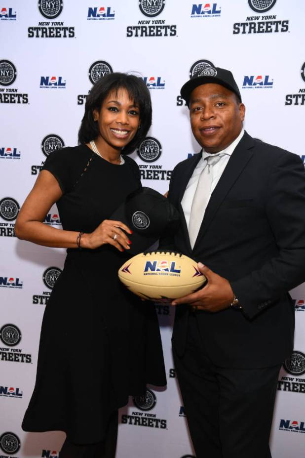 Here's The Couple That Made History As The 1st Black Owners Of This New York City Pro Sports Team