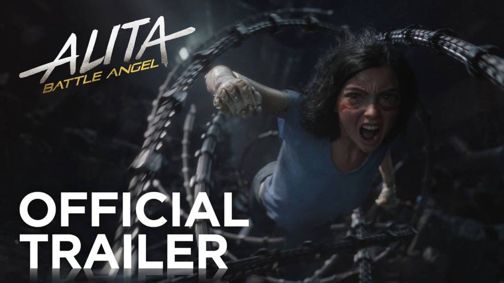 2nd & 3rd Trailers For 'Alita: Battle Angel' Movie Starring Mahershala Ali & Ed Skrein