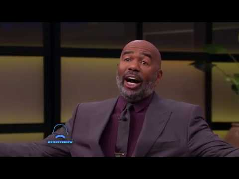 Steve Harvey Shows You How To Spot The Haters (#SteveTVShow)