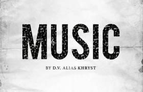 Stream D.V. Alias Khryst's 'MUSIC' Album (@DVAliasKhryst)