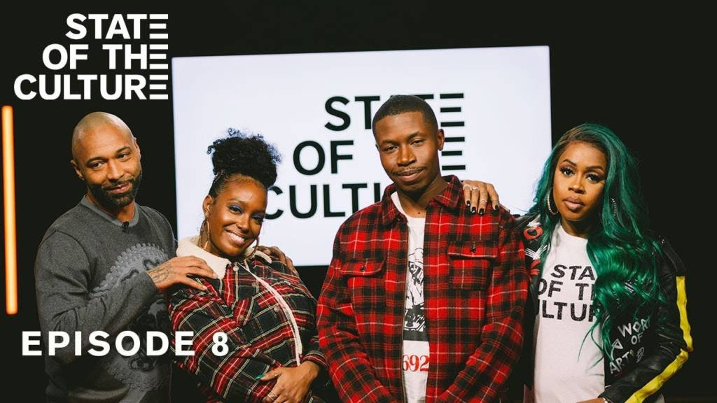 State Of The Culture - Season 1, Episode 8