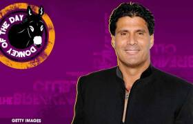 Jose Canseco Awarded Donkey Of The Day For Claiming A-Rod Cheated On Jennifer Lopez After Engagement