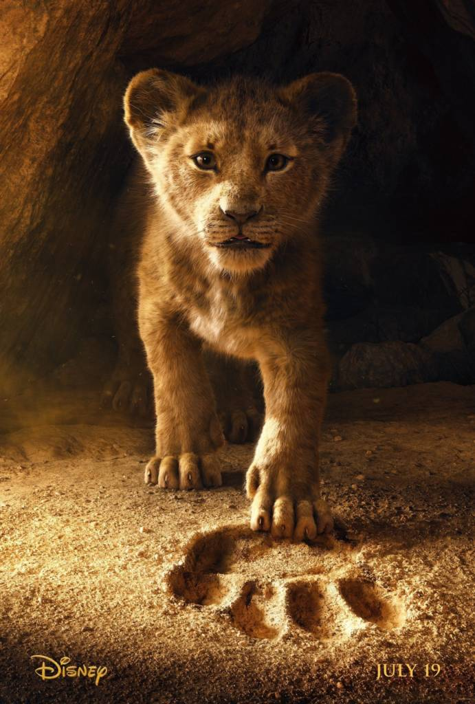 1st Trailer For 'Disney's The Lion King (2019)' Movie