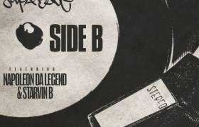 MP3: DJ Supa Dave feat. Napoleon Da Legend & Starvin B - Side B