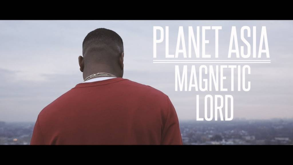 #Video: Planet Asia - Magnetic Lord (@PlanetAsia @Izznyce)