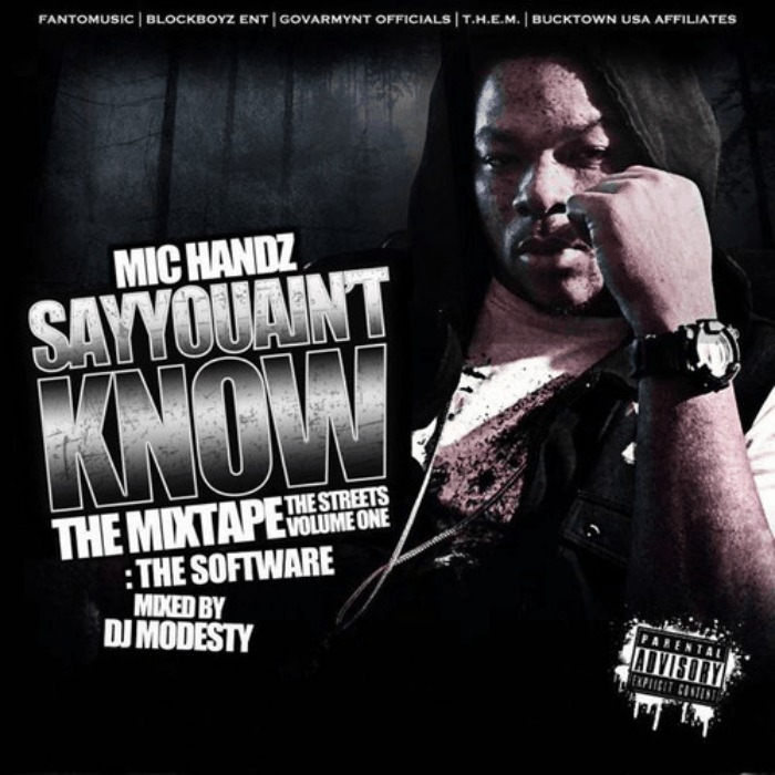 Mic Handz (@TheRealMicHandz) » Say You Ain't Know (Mixed By @DJModesty) [Mixtape]