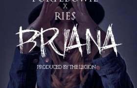 Briana track by Lowkey Rie$ & ForteBowie