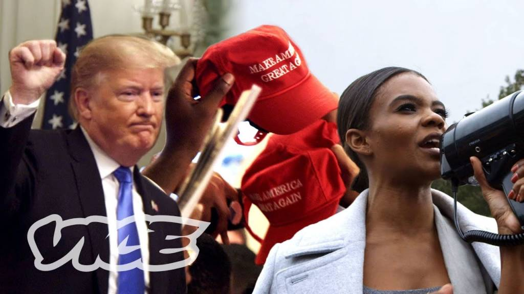 VICE's Minority Reports Chronicles The Young Black Conservatives Of Trump's America