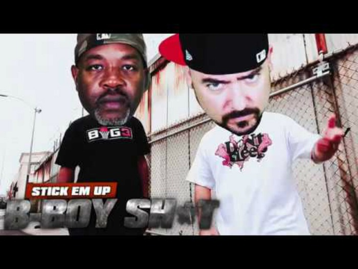 Video: Kahlee x G.Moody (@Kahlee310 @GeraldMoody1560) - Stick Em Up B-Boy Shit