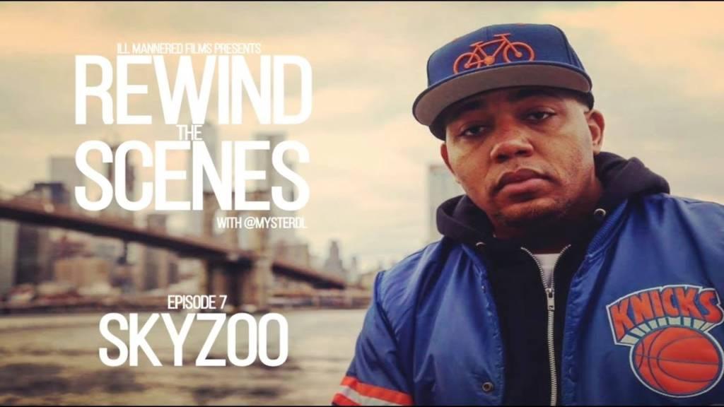 Skyzoo On Myster DL's 'Rewind The Scenes' Web Series (@MysterDL)