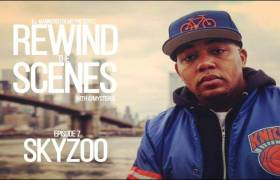 Skyzoo On Myster DL's 'Rewind The Scenes' Web Series (@MysterDL)