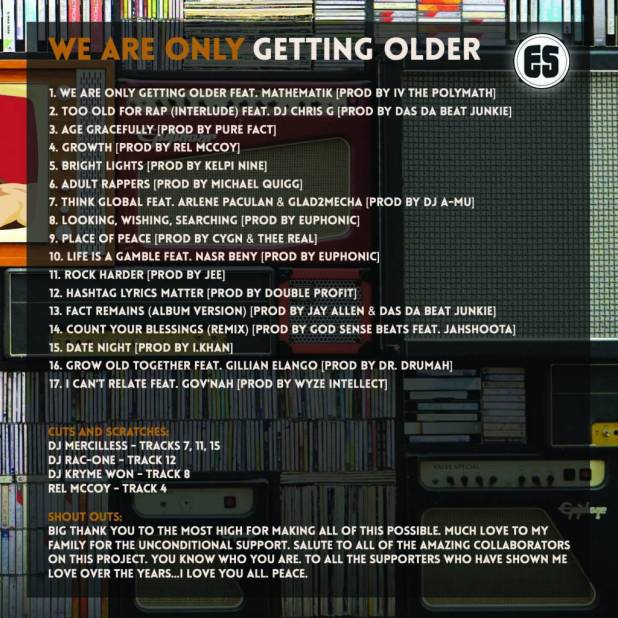 Stream Es' New Album 'We Are Only Getting Older'
