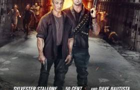 Red & Green Band Trailers For 'Escape Plan 3: The Extractors' Movie Starring Sylvester Stallone, Dave Bautista, & 50 Cent
