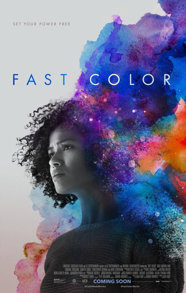 1st Trailer For 'Fast Color' Movie Starring Gugu Mbatha-Raw