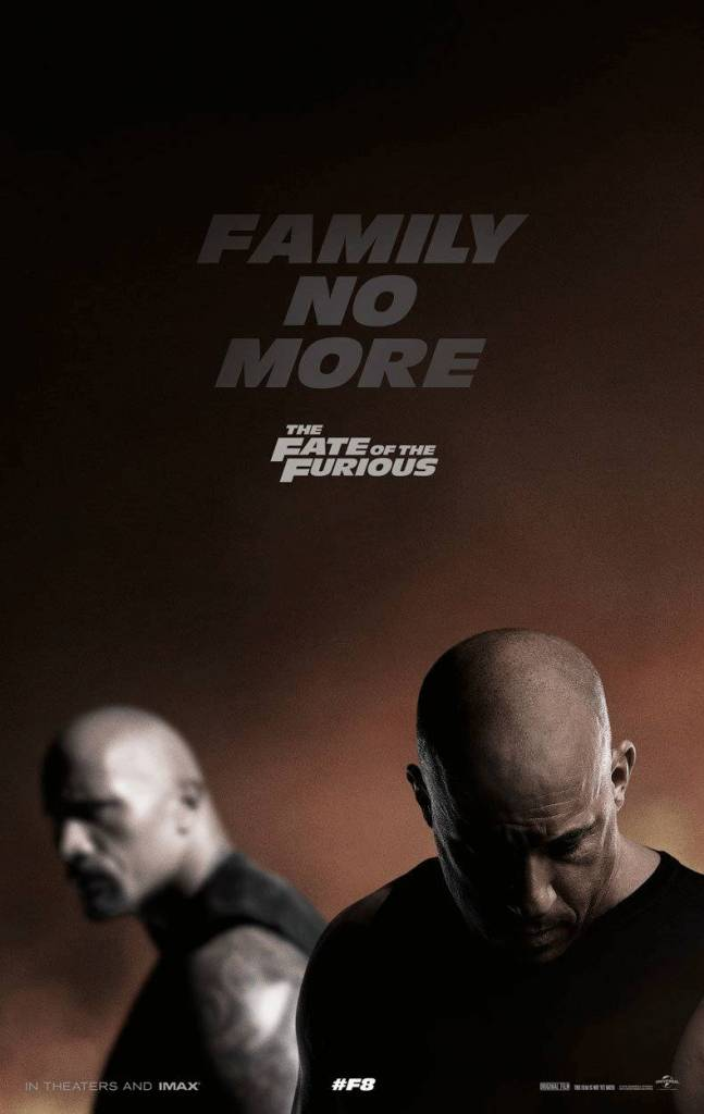 Fast & Furious 8: The Fate Of The Furious - Movie Trailer #1 [#F8]