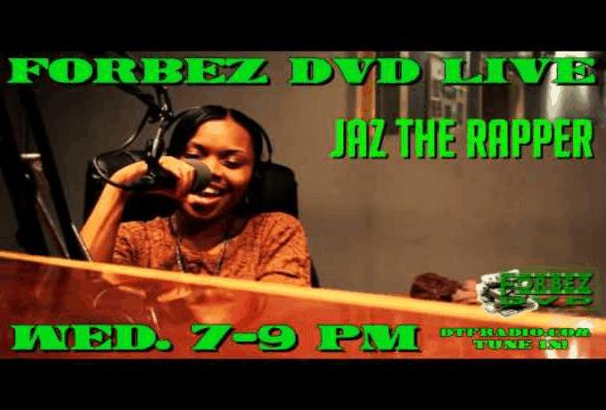 @ForbezDVD (@DoggieDiamonds & @DJBlazita) Interview: @JazTheRapper [Part 2]