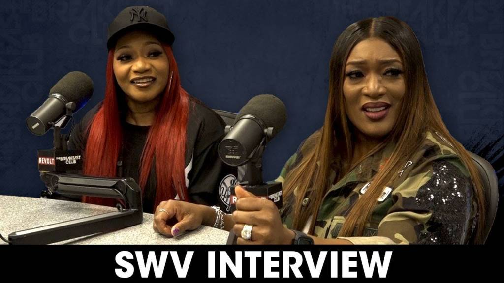 SWV Talk 'Ladies Night', Legacies, Loyalty, & More On The Breakfast Club