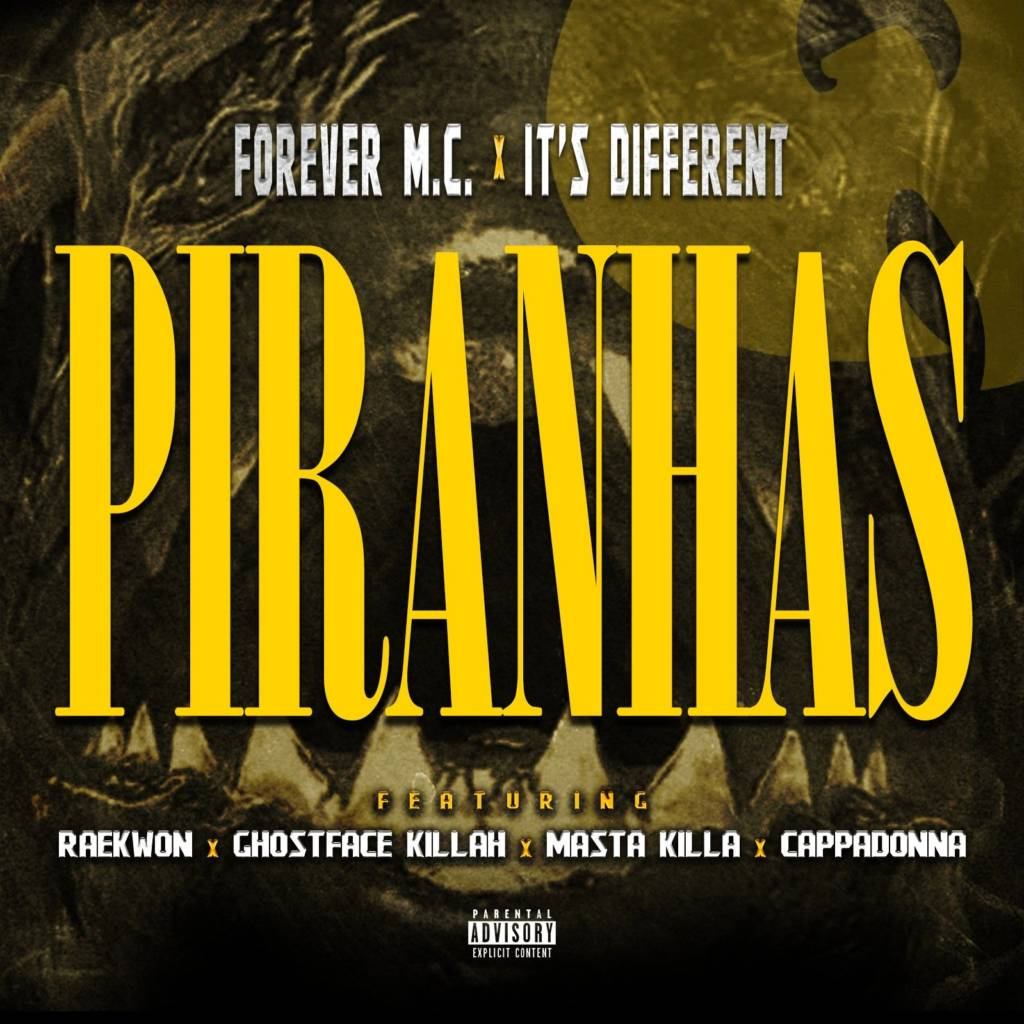 #Video: Forever M.C. feat. Wu-Tang Clan - Piranhas (@ForeverMCMusic @WuTangClan)