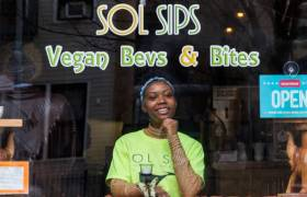 Black Entrepreneur Opens Restaurant Where Customers Pay What They Can Afford