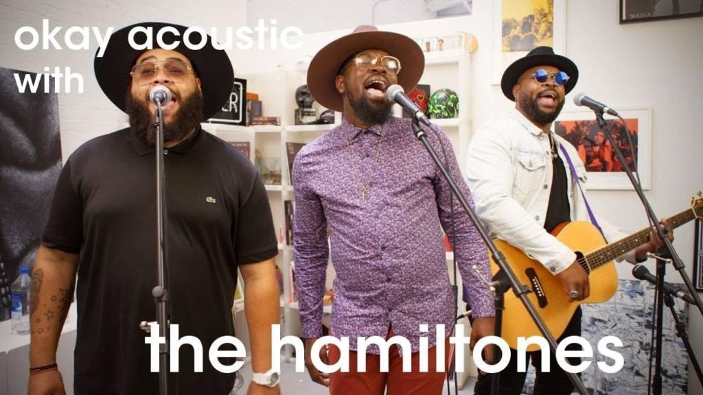 Watch The Hamiltones' Okayplayer Acoustic Performance