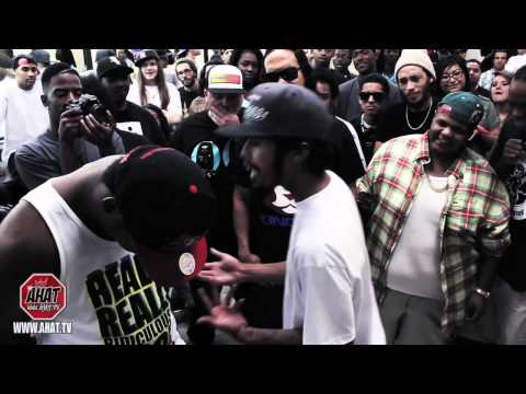 AHAT Battle: C.B. (@YesImFilthy) vs. Yung Gicasso (@JullianGicasso) [via @OD702]