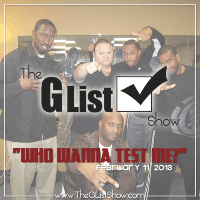 @TheGListShow: Episode 2 [Podcast]