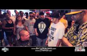 @iBattlePromo Presents: @DiaDiesel & @Tapedeck1 vs. @WhiteCheddar203 & James Joyce