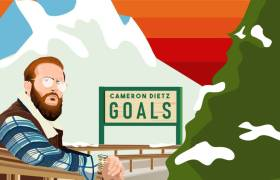MP3: Cameron Dietz - Goals