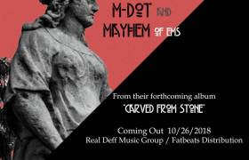 MP3: Guilty Simpson & Reckonize Real feat. M-Dot & Mayhem - Can't Runaway (@GuiltySimpson @ReckonizeReal @MDotBoston @MayhemOfEMS)