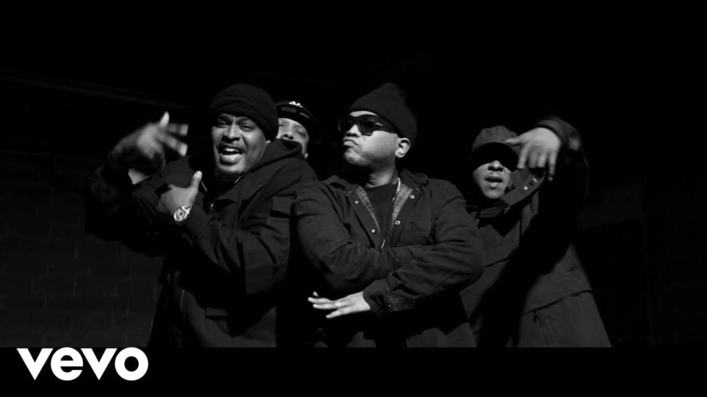 Video: The Lox - Never Over [Prod. By Rockwilder]