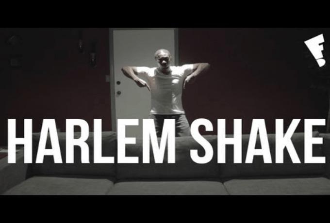 Kain Carter (@HotDamnIRock): Harlem Shake