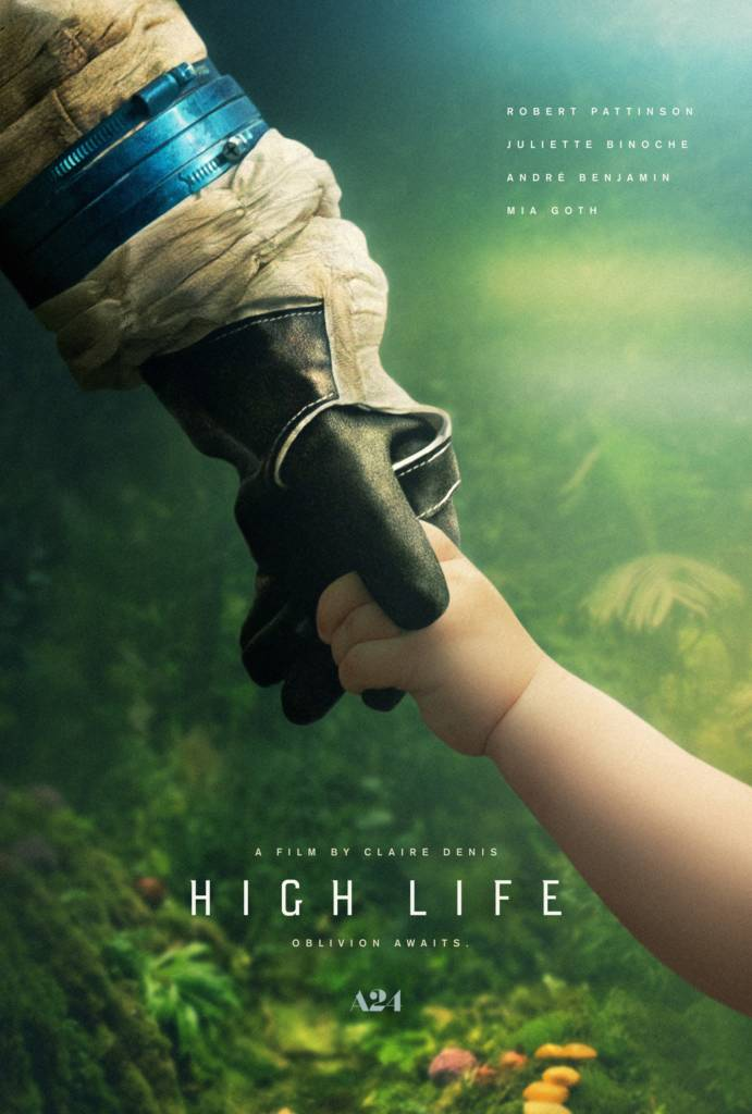 1st Trailer For 'High Life' Movie Starring Robert Pattinson & Andre 3000