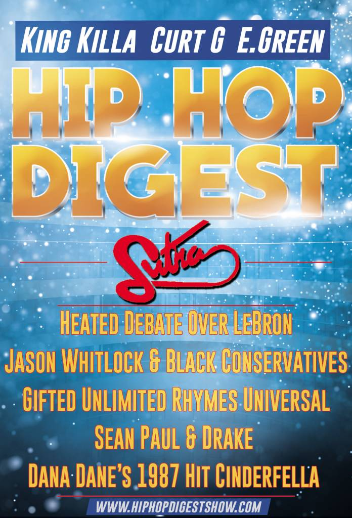 The @HipHopDigest Show - Don't Hate The Player