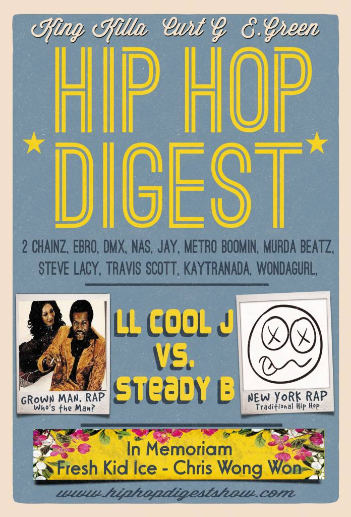'As We Proceed' To Give You What You Need On This Week's Episode Of The Hip-Hop Digest Show!!!