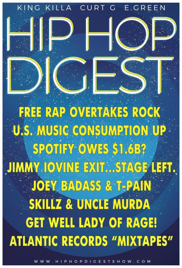 The @HipHopDigest Show Present The 'Hip Hop House Of Cards'