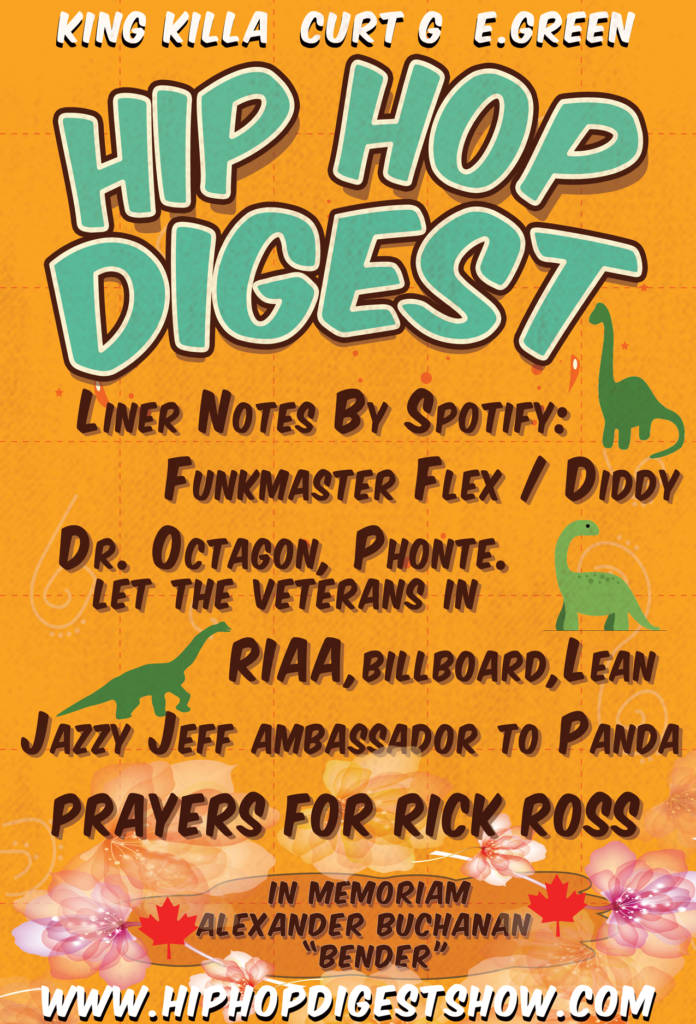 The Hip-Hop Digest Show Teaches You How To 'Spot The Liner' (@HipHopDigest)