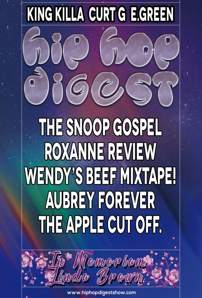 This Week's Episode Of The @HipHopDigest Show Focuses On The 'Gospel Gangsta'