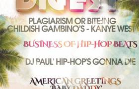 The Hip-Hop Digest Show Serves Up 'Canned Beats' (@HipHopDigest)