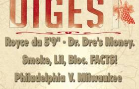 The Hip-Hop Digest Show Advises People To 'Stack Yo Cash!' Because It's The 'Dr.'s Orders' (@HipHopDigest)
