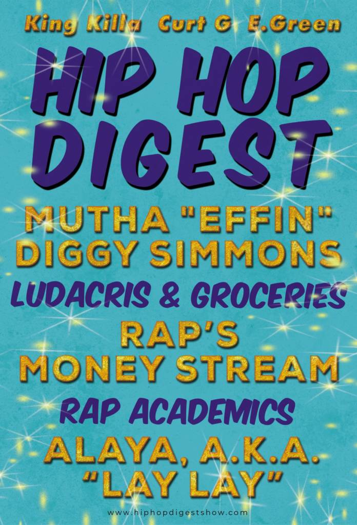 The Hip-Hop Digest Show Teaches 'Rap Academics' To The People (@HipHopDigest)